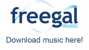 freegal music services logo